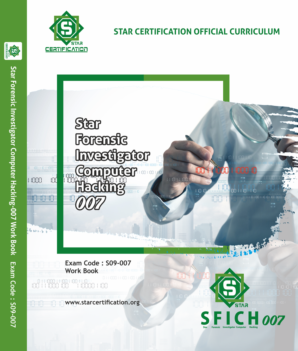 Star Certification Star Forensic Investigator In Computer Hacking
